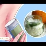 Ямката на подмишницата е пълна с причиняващи рак химикали! Използвайте този естествен дезодорант, за да нямате проблеми по-късно
