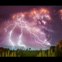 С апокалиптична прогноза от утре-Вижте къде удрят силни бури и порои-Времето по дни