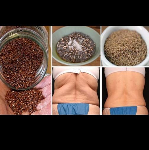 2 мощни съставки чистят до последния паразит тялото ви и топят мазнините като лед в печка