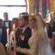 Сватбата на годината! Милионерът Миню Стайков заведе пред олтара дъщеря си