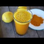 Това се случва с тялото Ви, когато добавите куркума към вашата вода с лимон сутрин ... Невероятно!