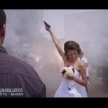 Уникална българска сватба взриви интернет за минути!