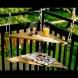 23 малки мебели за балкона и идеи за декорация