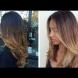 Новата модна тенденция в прическите - Балеаж 2016 - боядисване на коса в домашни условия
