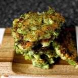 Хрупкави бургери от броколи