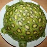 Торта Зелена костенурка
