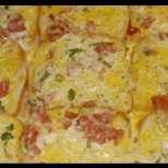 Хрупкави пица-хлебчета