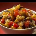 Хармония от картофи и патладжан