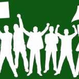 Как да отслабнем, като ходим на протест?