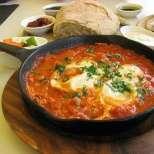 Пиперена манджа с яйце
