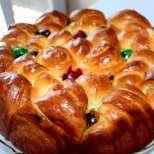 Млечен хляб