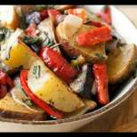 Картофена салата на грил