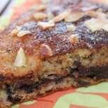 Торта без брашно и захар