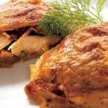 Пилешки гърди в тесто