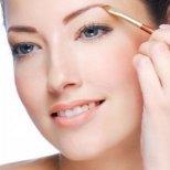 Как да оформите веждите си