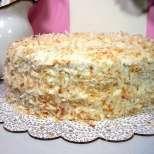 Елементарно и вкусно - торта Лейди Ди