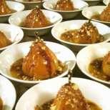 Десерт от круши за четирима