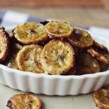 Сладко-солен бананов чипс