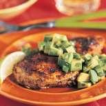 Ароматно пиле с авокадо