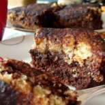 Сиропирана торта Зебра
