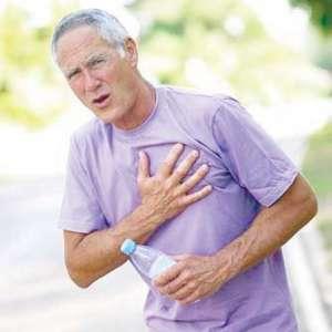 На какво може да се дължи болка в гърлото и гърдите