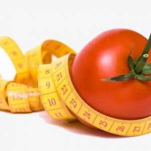 Лесна доматена диета