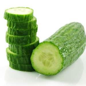 Прочистваща диета с краставици за една седмица