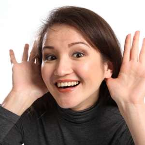 Какво издава формата на ушите за вас