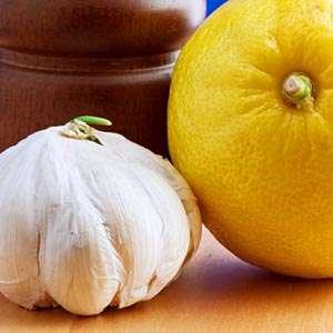 Пречистете кръвоносните си съдове от плаки с чесън и лимон