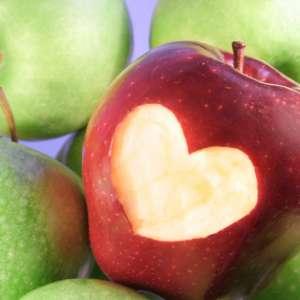 Яжте ябълки, за да имате здраво сърце