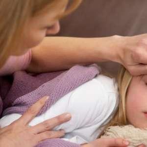 Защо детето боледува често от вирусни инфекции