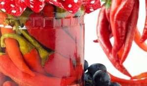 Рецепти за консервиране на чушки
