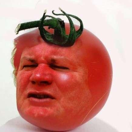 Вижте какъв е мъжът, ако сравните лицето му със зеленчук