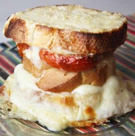 Италиански сандвич с кашкавал