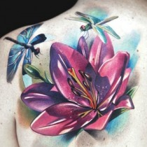Всички жени полудяха по тези татуировки това лято- нежни, флорални и убийствено красиви. Вие бихте ли си направили? (Снимки)