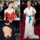 """Най-зле облечените звезди в историята на """"Оскар""""-ите"""