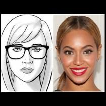Какви слънчеви очила ще ви отиват най- много според формата на лицето ви (Снимки)