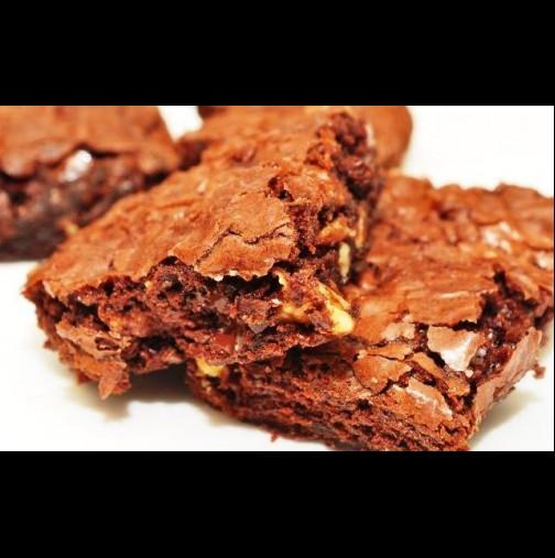 Какаова фантазия!  Най-добрата рецепта за брауни- изпитайте и последния си рецептор