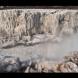 Ледения водопад Хукоу-магичен пейзаж, който автоматично приковава погледите на присъстващите!