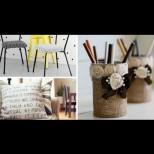 Направи си сам: 10+ идеи за дома от подръчни материали, с които ще вземете акъла на приятелите си! (Снимки)