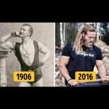 По какви мъже са си падали нашите баби и майки, и по какво въздишаме днес - 100 години еволюция на идеала за мъж! (Снимки)