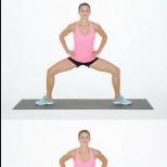 10 изненадващо ефективни упражнения за стегнато дупе и крака в домашни условия (Снимки)