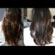 Една приятелка ми го каза и върши чудна работа, ако имате изтощена коса и искате да я възстановите