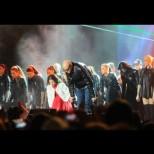 Ето и как завърши концертът на Слави (Снимки)