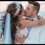 Александър Сано направи разкритие за сватбата си с Нели Атанасова