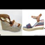 Модерни обувки и сандали за пролет/лято 2017