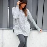 Как да комбинираме големите пуловери за зима 2016/2017