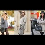 Големи пуловери за горещи модни комбинации зима 2016/2017