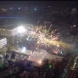Изключително видео от зарята за Нова година 2017 в София