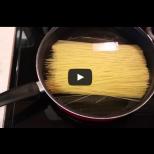 И Вие сигурно цял живот погрешно сте варили спагетите, точно както и ние! Време е всички да научим нещо ново (Видео)
